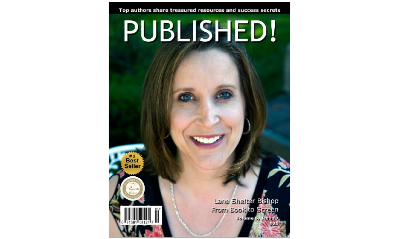 Vast Entertainment - Lane Shefter Bishop - Published! Magazine Cover